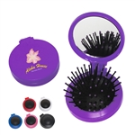 Custom Mirror & Brush 2-In-1 Kit