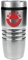 Custom City Sleek Steel Tumbler 18oz
