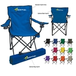 Custom Folding Chair w-Carrying Bag