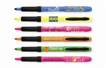 Bic Custom 5-Pack Brite Liner® Soft Grip Highlighter