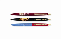 Custom Imprinted Clic® Gold BIC Ballpoint Pencil