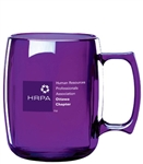Custom Acrylic Courier Mug 14oz