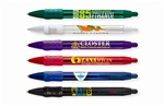 Custom Clear Grip Widebody® BIC® Ballpoint