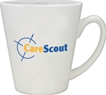 Cafe Ceramic Mug 12 oz