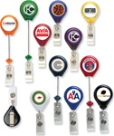 Promotional D-BAK Logo Badge Reel