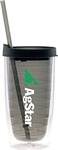 Double Walled 15 oz Fun Tumbler with Logo