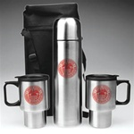 Custom City Stainless Steel 3-Piece Set