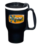 16 oz  Custom Travel Mug with Dome Print