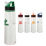 Personalized Logo Imprinted Water Bottle 30oz