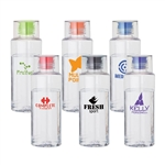 Promotional Water Bottle w-Silicone Sipper 38oz