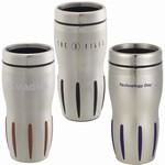 Personalized Tech Tumbler 14oz