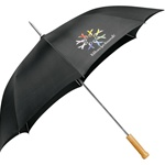Custom Universal 48-Inch Auto Umbrella