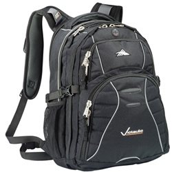 High Sierra Swerve Personalized Computer Backpack | Business Logo Computer Cases