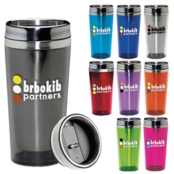 Colored Acrylic Tumblers 16 oz