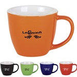 Logo Imprinted Fiesta Coffee Mug 11oz
