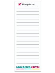 "Bic Promotional Adhesive 3"" X 8"" Imprinted Notepad"
