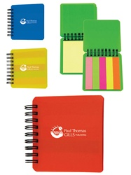 Bic Custom Adhesive Imprinted Memo Notepad