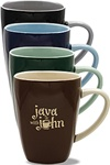 Personalized Ceramic Quadro Mug 17oz