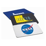"Promotional Rectangular Foam 1/8"" Mouse Pad"