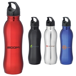 Promotional Curve Sports Water Bottle 25oz