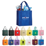 Personalized Little Juno Logo Grocery Tote