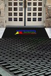 2.5' x 3' Outdoor Logo Printed Mat | Personalized Outdoor Mats