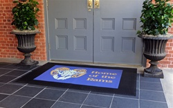 Custom Logo Imprinted 6 x 6 ft. Outdoor Mat