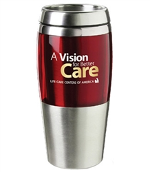Personalized VisionSteel Imprinted Travel Tumbler 16oz
