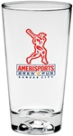 Custom Logo 16oz Baseball Sport Mixing Glass | Personalized Glasses