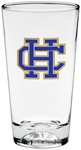 16oz Customized Basketball Sport Mixing Glass | Logo Printed Glass Mugs