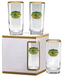 Promotional Deluxe Beverage Glass 12oz