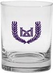 Customizable Old Fashion Double Executive Glass 14oz