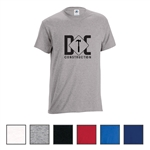 Printed Unisex Delta-Dri™ Poly Performance Adult Tee
