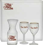 Logo 3 Piece Wine Set