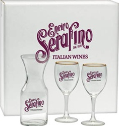 Personalized 3-Piece Imprinted Wine Set