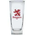 Logo 16 oz Sterling Beverage Glass