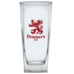 Custom Beverage Sterling Glass 16oz