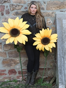 Giant Paper Flowers - Sunflowers