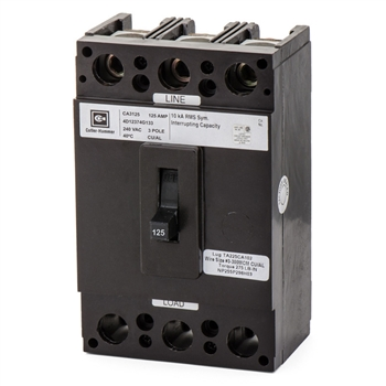 Westinghouse CA3125 Circuit Breaker New