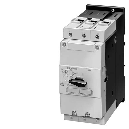 Find siemens 3rv1041 4ma10 motor starter protector at for Siemens electric motors catalog