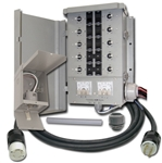 Connecticut EGS107501G2KIT - 10 Circuit Transfer Switch Kit