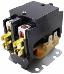 Definite Purpose Contactor, 40A 2P 24V