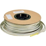 Easy Heat Residential Self Regulating Pipe Tracing Cable, 300 Ft. Reel