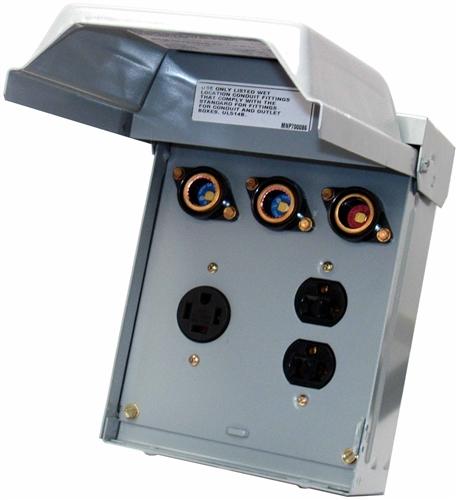 midwest u261f, evaporative cooler disconnect, fusible, 40 amp  guardiancatalog.com