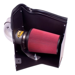 AIRAID INTAKE SYSTEM WITH COLD AIR DAM 1996-2000 GM Full Size Trucks & SUVs 4.3L, 5.0L, 5.7L Vortec Engines -- AR200-207