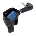 Airaid SynthaMax 2009-14 GM 1500 4.8 L thru 6.2LMXP Cold Air Intake System (Blue- Dry Filter)  -- 203-270