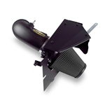 Airaid 2009-2015 Cadillac CTS-V 6.2L V8 Cold Air Intake System (Black- Dry Filter) (Matte Black Finish) -- 252-253