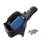 Airaid 2011-2015 F-250/F-350/F-450/F-550 6.7L Power Stroke Diesel Cold Air Dam Intake System (Blue- Dry Filter)  -- 403-278