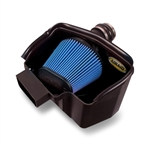 Airaid 2010-2013 Taurus SHO/Flex/Lincoln MKS and MKT 3.5L EcoBoost V6 MXP Series Intake System (Blue- Dry Filter) -- 453-260