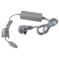 AC Charger / Power Supply for Nintendo Wii U Gamepad Controllers